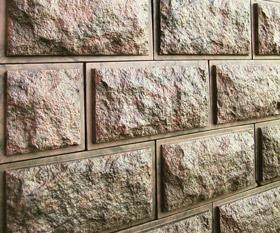 Базальтовый камень с фаской